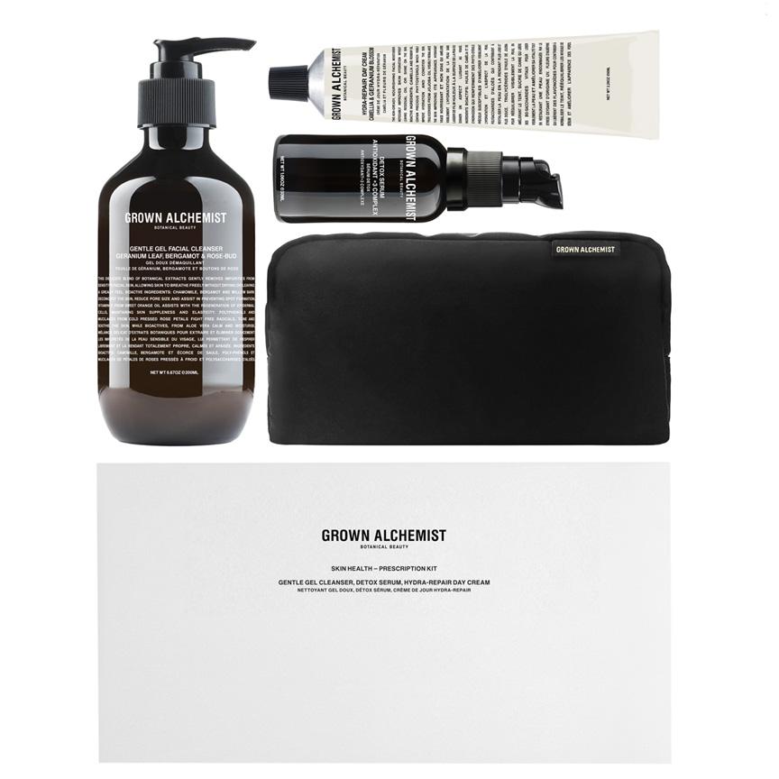 Grown Alchemist Skin Health Prescription Kit
