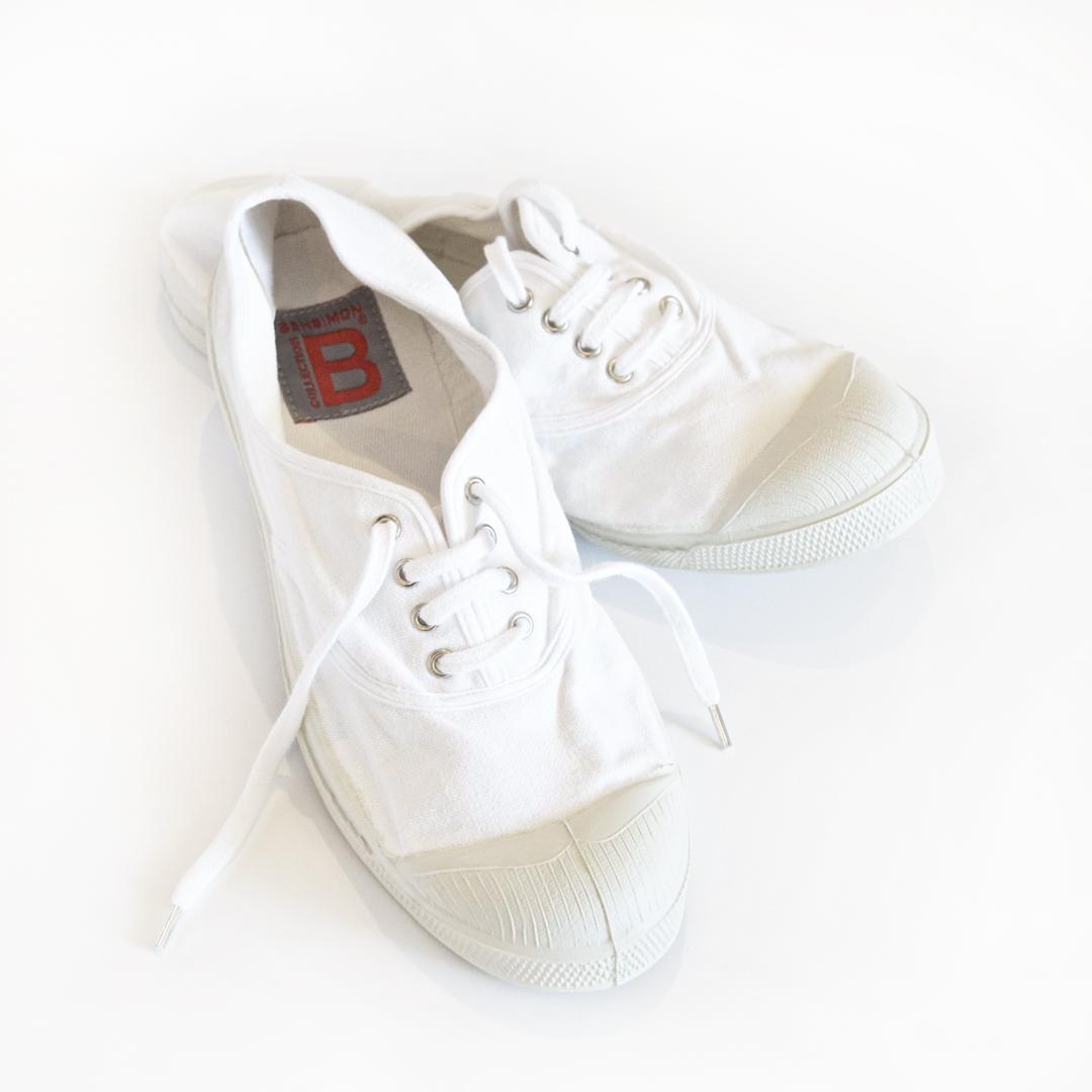 Bensimon Tennis Sneakers - White