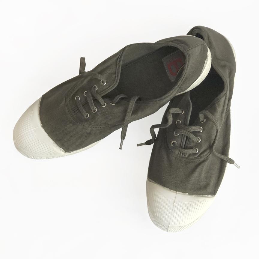 Bensimon Tennis Sneakers For Men - Army